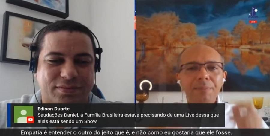 Confira como foi a Live 01 do Papo Condominial com o especialista em Mediação de Conflitos Alessander Mendes